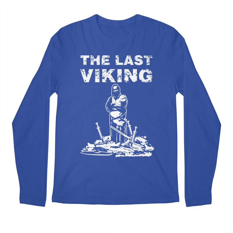 Last Viking Men's Longsleeve T-Shirt by Designs by Quicky