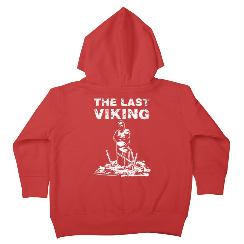 Last Viking Kids Toddler Zip-Up Hoody by Designs by Quicky
