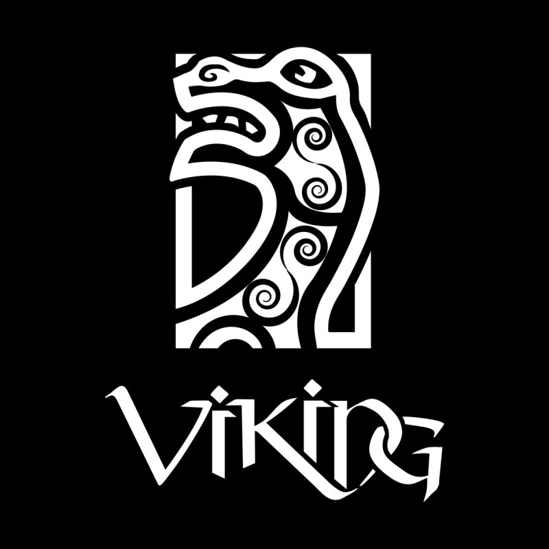 Viking Figurehead by Designs by Quicky