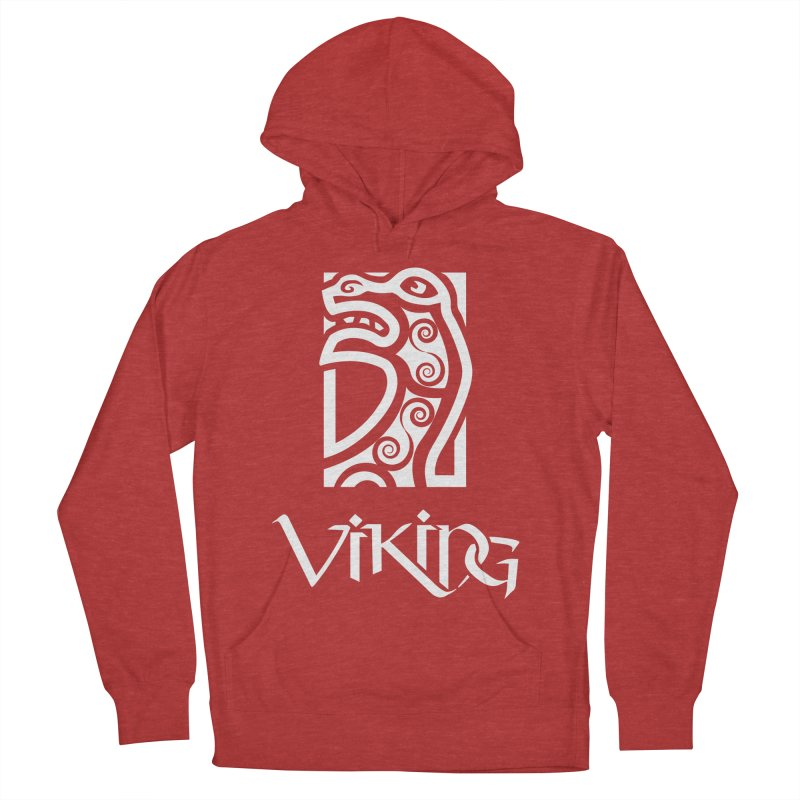 Viking Figurehead Men's Pullover Hoody by Designs by Quicky