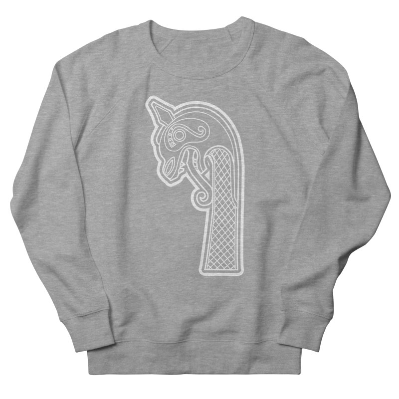 Dragonhead 1 Men's Sweatshirt by Designs by Quicky