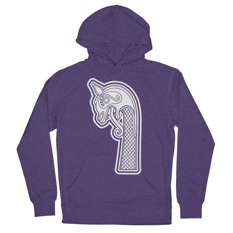 Dragonhead 2 Women's Pullover Hoody by Designs by Quicky