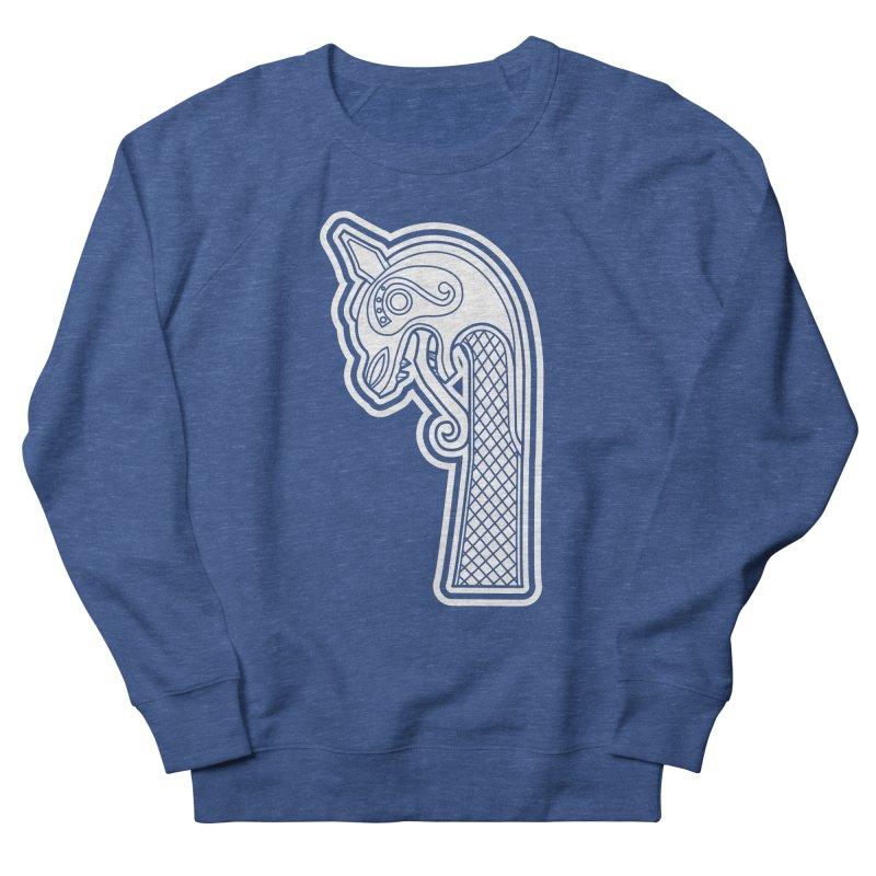 Dragonhead 2 Men's Sweatshirt by Designs by Quicky