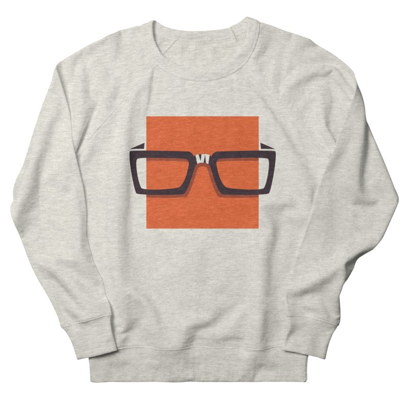 SQUARE Men's Sweatshirt by quietcity's Artist Shop