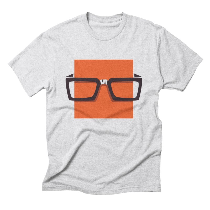 SQUARE Men's Triblend T-Shirt by quietcity's Artist Shop