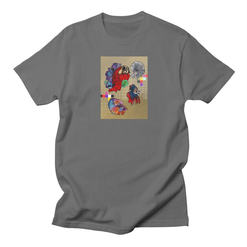 You Need Beta Friends by JazOnVinyl Men's T-Shirt by Quiet Pterodactyl Shop