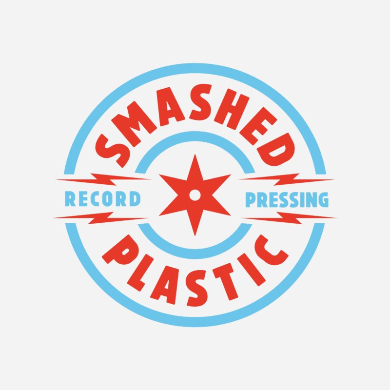 Smashed Plastic logo - Available until Dec 9th ONLY! Men's T-Shirt by Quiet Pterodactyl Shop
