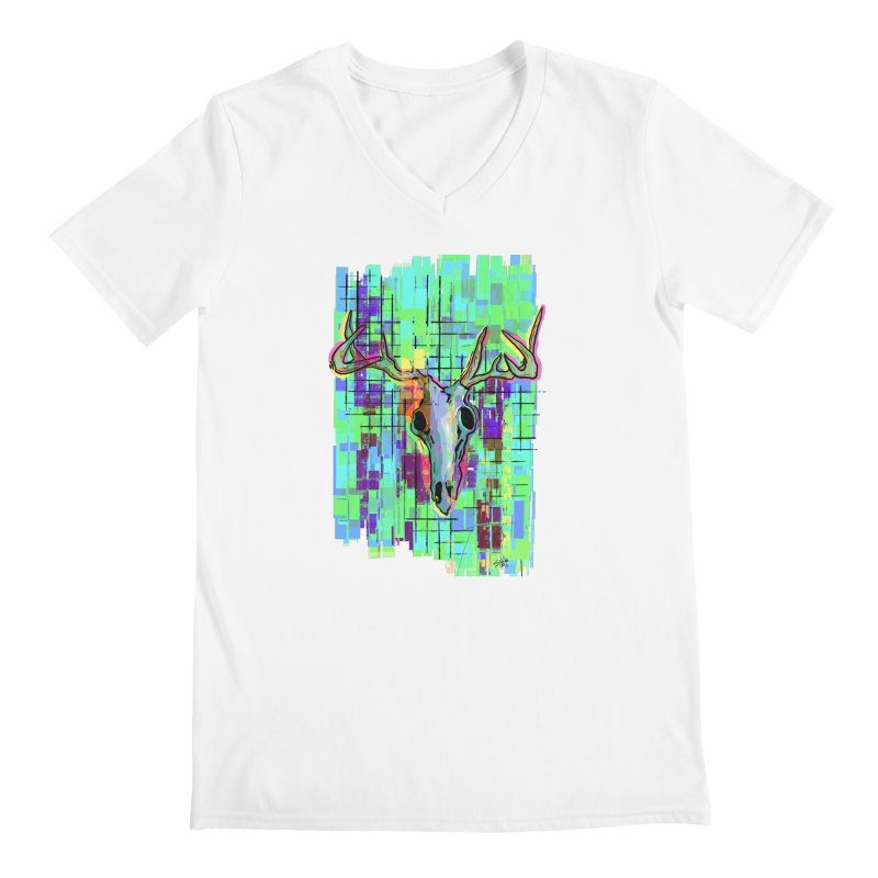 """""""Untitled"""" by Steve Nolan Men's V-Neck by Quiet Pterodactyl Shop"""
