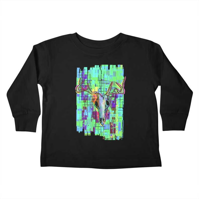 """""""Untitled"""" by Steve Nolan Kids Toddler Longsleeve T-Shirt by Quiet Pterodactyl Shop"""