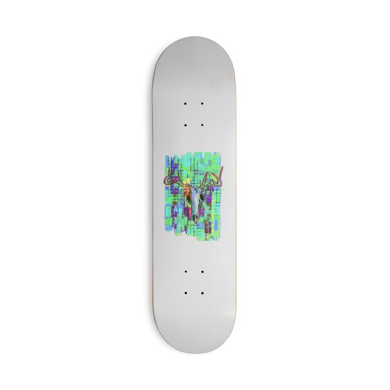 """""""Untitled"""" by Steve Nolan Accessories Skateboard by Quiet Pterodactyl Shop"""