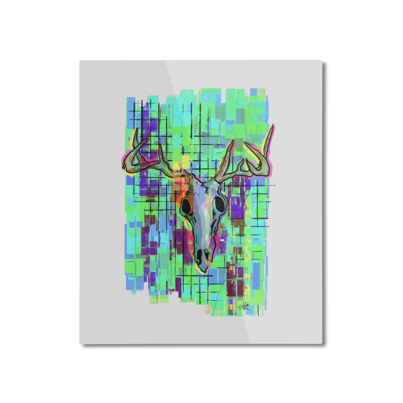 """""""Untitled"""" by Steve Nolan Home Mounted Aluminum Print by Quiet Pterodactyl Shop"""