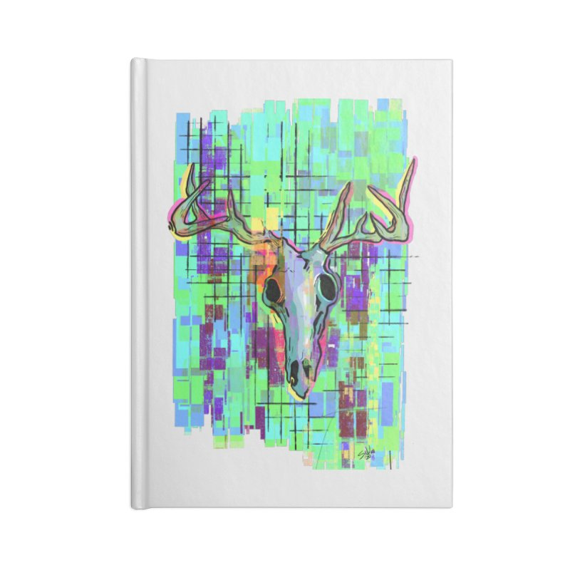 """""""Untitled"""" by Steve Nolan Accessories Notebook by Quiet Pterodactyl Shop"""