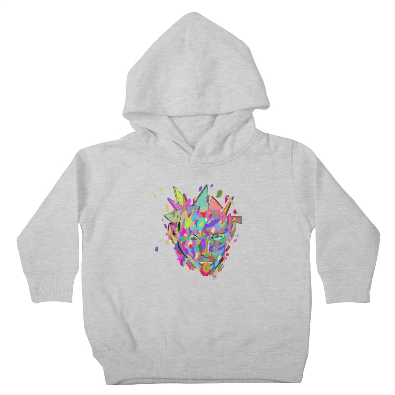 """Untitled"" by Steve Nolan Kids Toddler Pullover Hoody by Quiet Pterodactyl Shop"