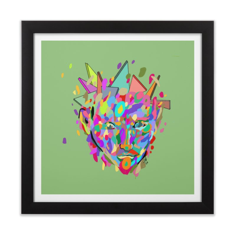 """""""Untitled"""" by Steve Nolan Home Framed Fine Art Print by Quiet Pterodactyl Shop"""