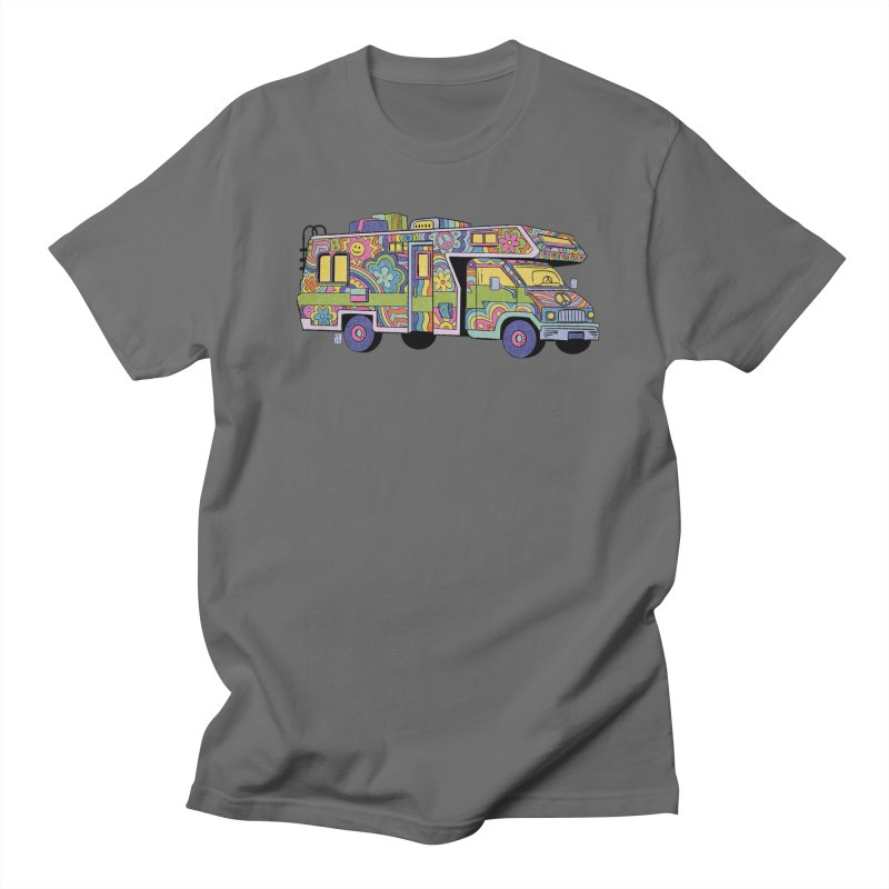 Groovy Mover by Reilly Branson - Sales END Jan 16th! Men's T-Shirt by Quiet Pterodactyl Shop