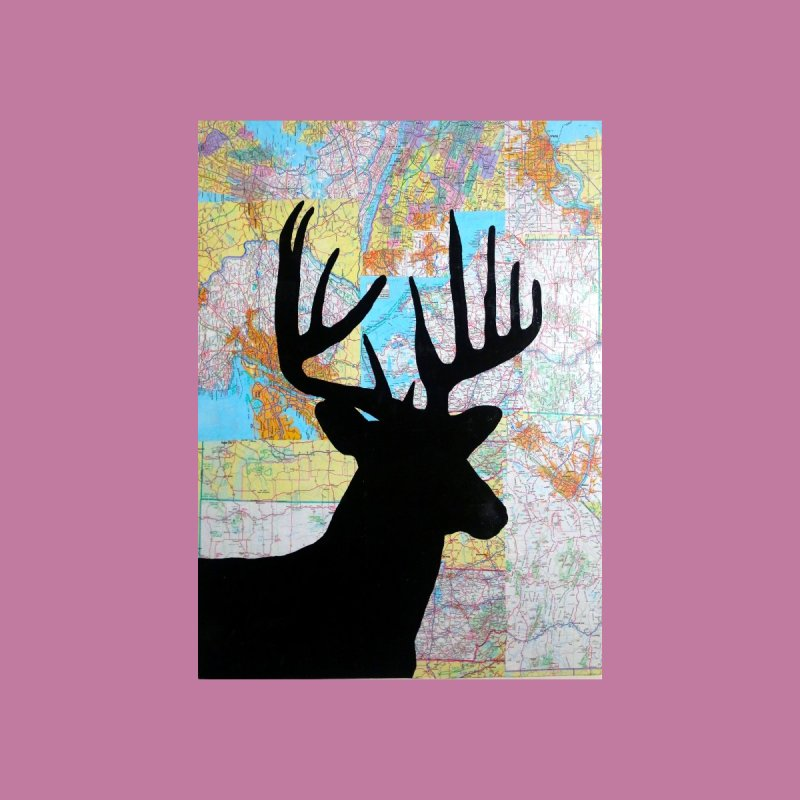 Buck 52 by Jared Haberman Kids T-Shirt by Quiet Pterodactyl Shop