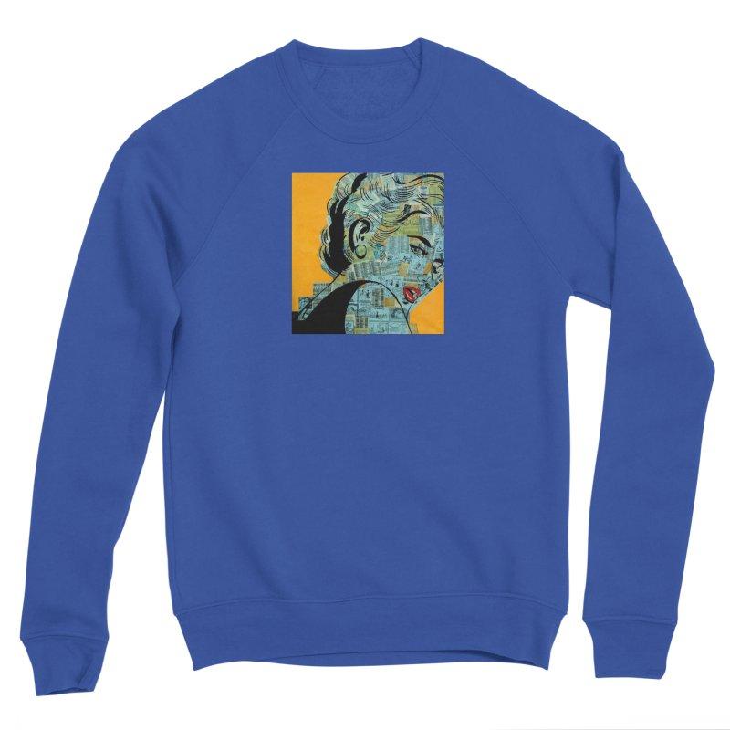 Woman 12 by Jared Haberman Women's Sweatshirt by Quiet Pterodactyl Shop