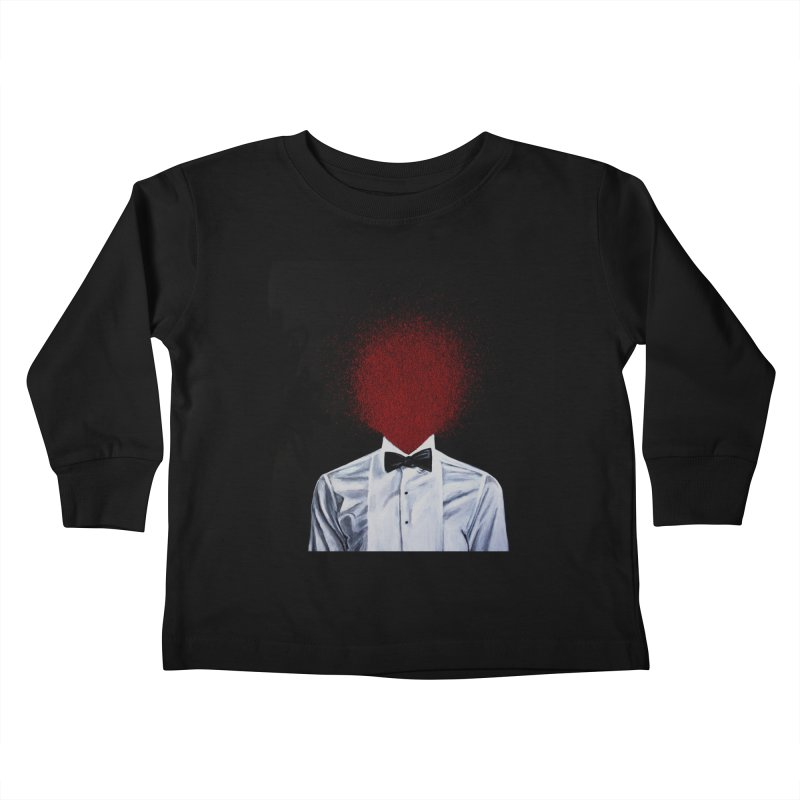 SITUATION CHICAGO 2 cover art by Chadwick Kids Toddler Longsleeve T-Shirt by Quiet Pterodactyl Shop
