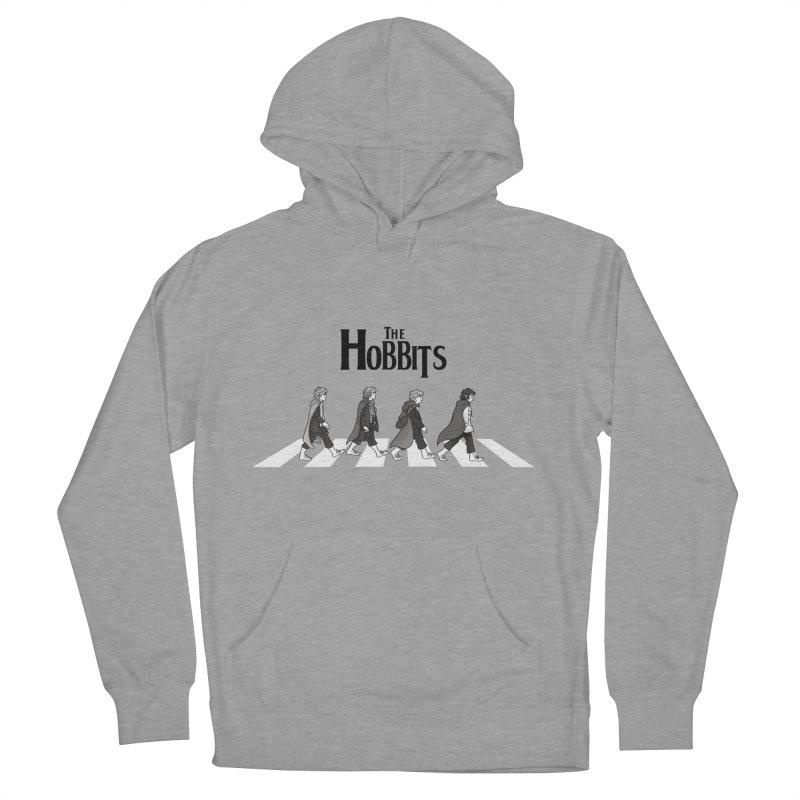 Hobbit Road Men's Pullover Hoody by Vanessa Stefaniuk's artist shop