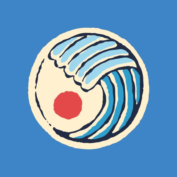 Design for Great Wave