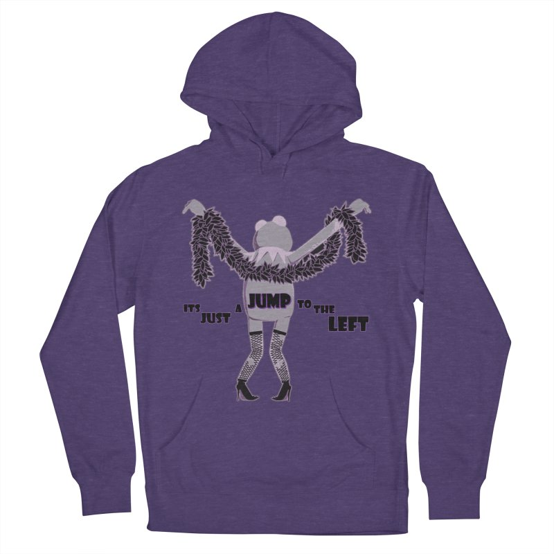 It's Just a Jump to the Left Men's Pullover Hoody by Quillhound