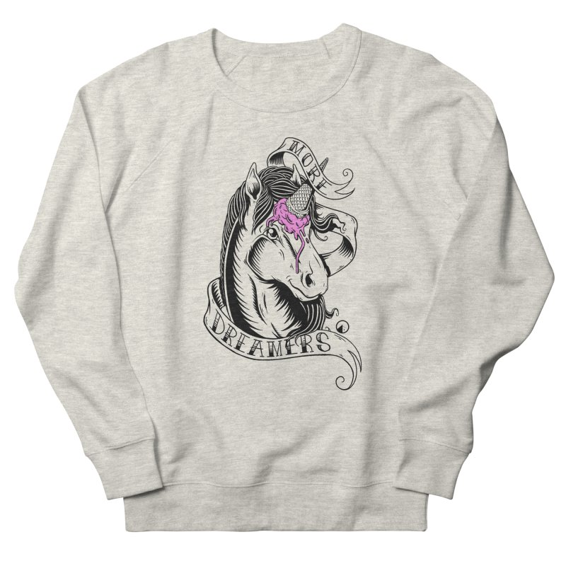 More Dreamers Women's Sweatshirt by QUINTO C Artist Shop