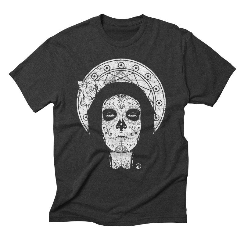 Catrina Men's Triblend T-Shirt by QUINTO C Artist Shop