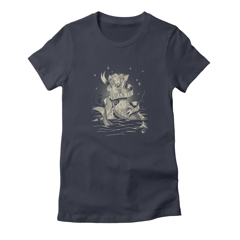 Queen to see Women's French Terry Sweatshirt by QUINTO C Artist Shop
