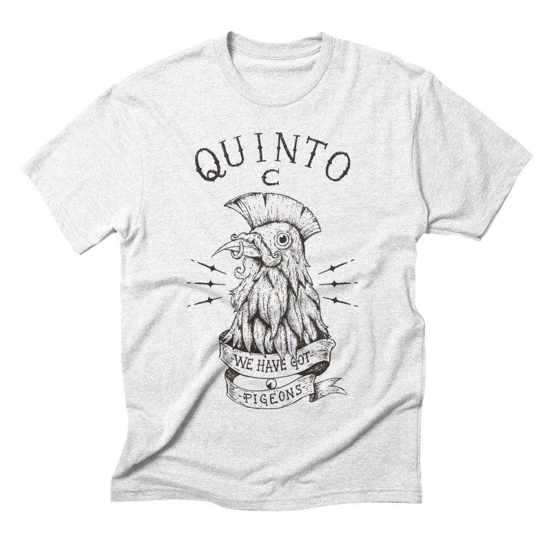 We have got pigeons Men's Triblend T-shirt by QUINTO C Artist Shop