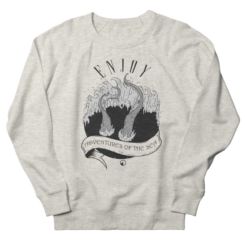Adventures of the sea Men's Sweatshirt by QUINTO C Artist Shop