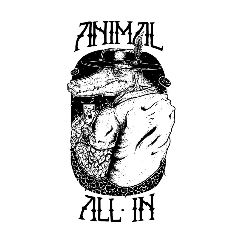 Animal All In by QUINTO C Artist Shop