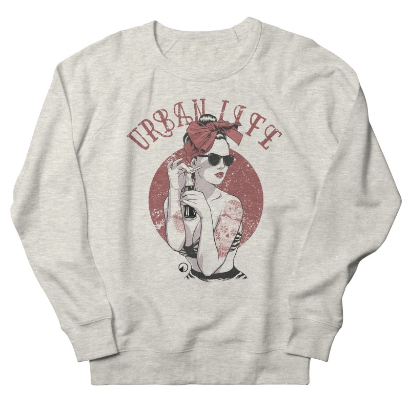 Pin Up Women's Sweatshirt by QUINTO C Artist Shop