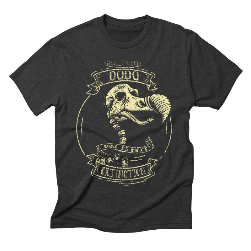 Dodo Men's Triblend T-shirt by QUINTO C Artist Shop