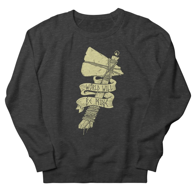 Hatchet Men's Sweatshirt by QUINTO C Artist Shop