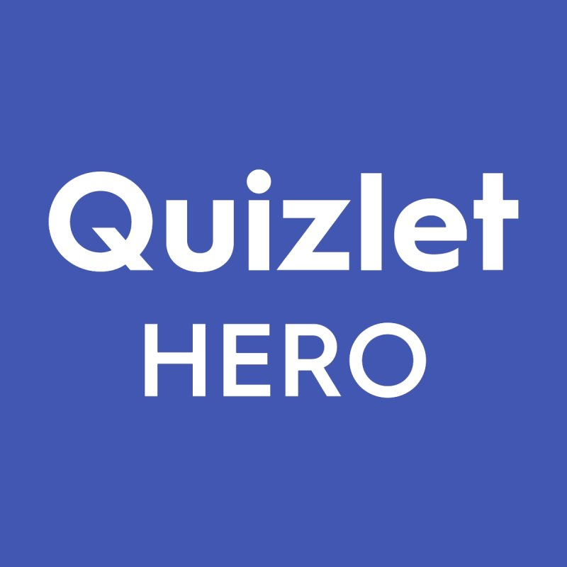 Quizlet Hero by Quizlet