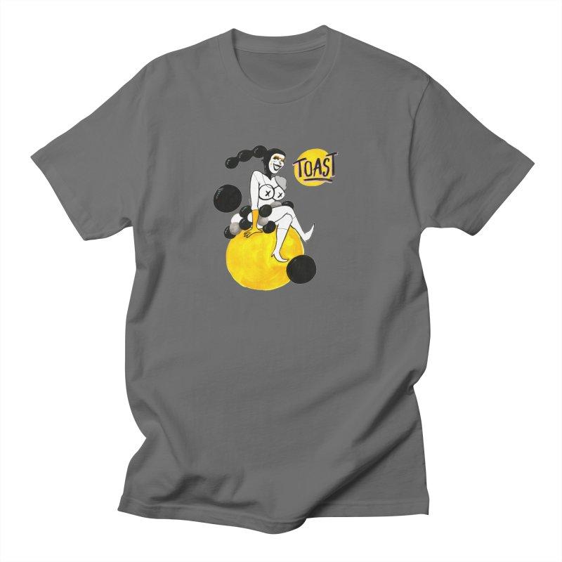 Toast - Act III T-Shirt Women's T-Shirt by qweentoast's Artist Shop