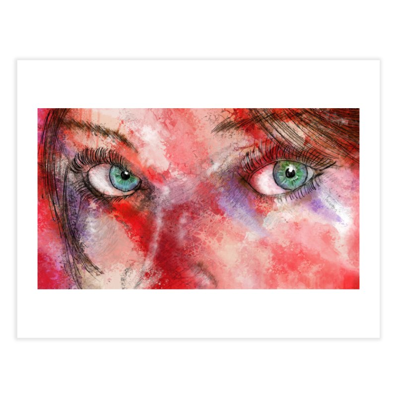 Eyes Home Fine Art Print by StuffByRabassa Artist Shop