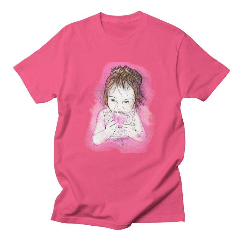 Cupcake Men's T-Shirt by StuffByRabassa Artist Shop