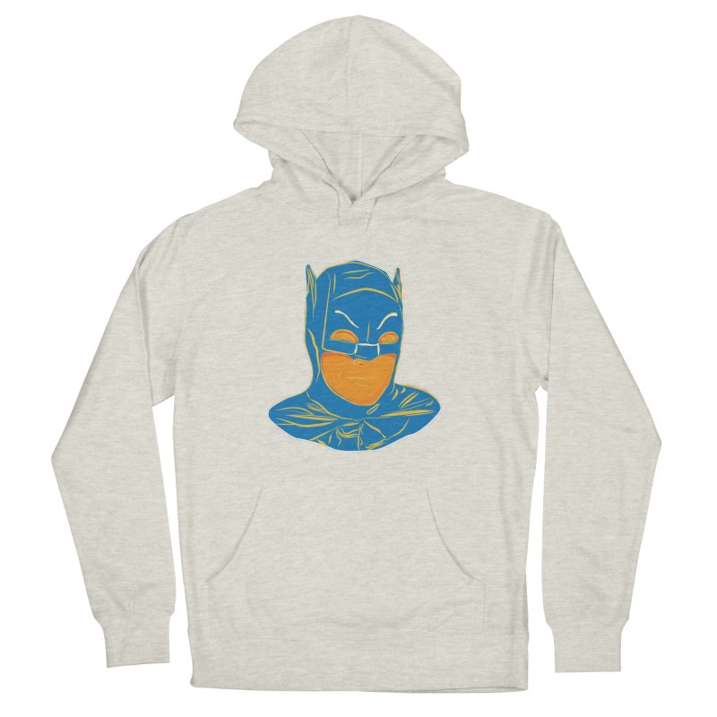 Batman Women's Pullover Hoody by StuffByRabassa Artist Shop