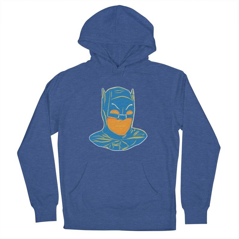 Batman Men's Pullover Hoody by StuffByRabassa Artist Shop