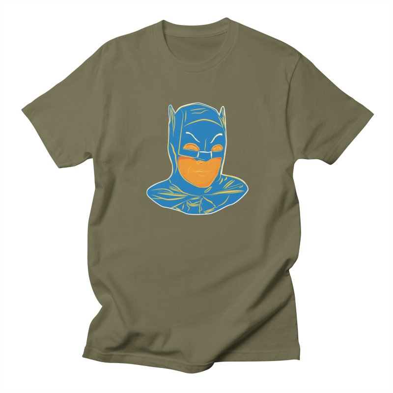 Batman Men's Regular T-Shirt by StuffByRabassa Artist Shop