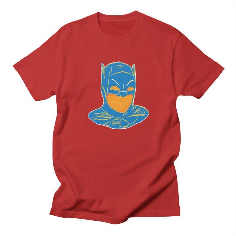 Batman Men's T-shirt by StuffByRabassa Artist Shop