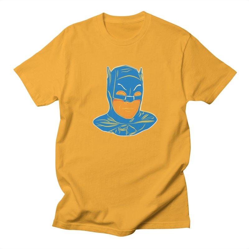 Batman Men's Regular T-Shirt by StuffByRabassa Artist Shop