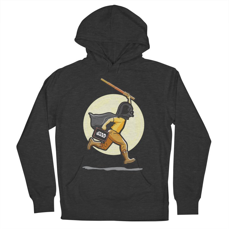 Darth Harry Men's French Terry Pullover Hoody by StuffByRabassa Artist Shop