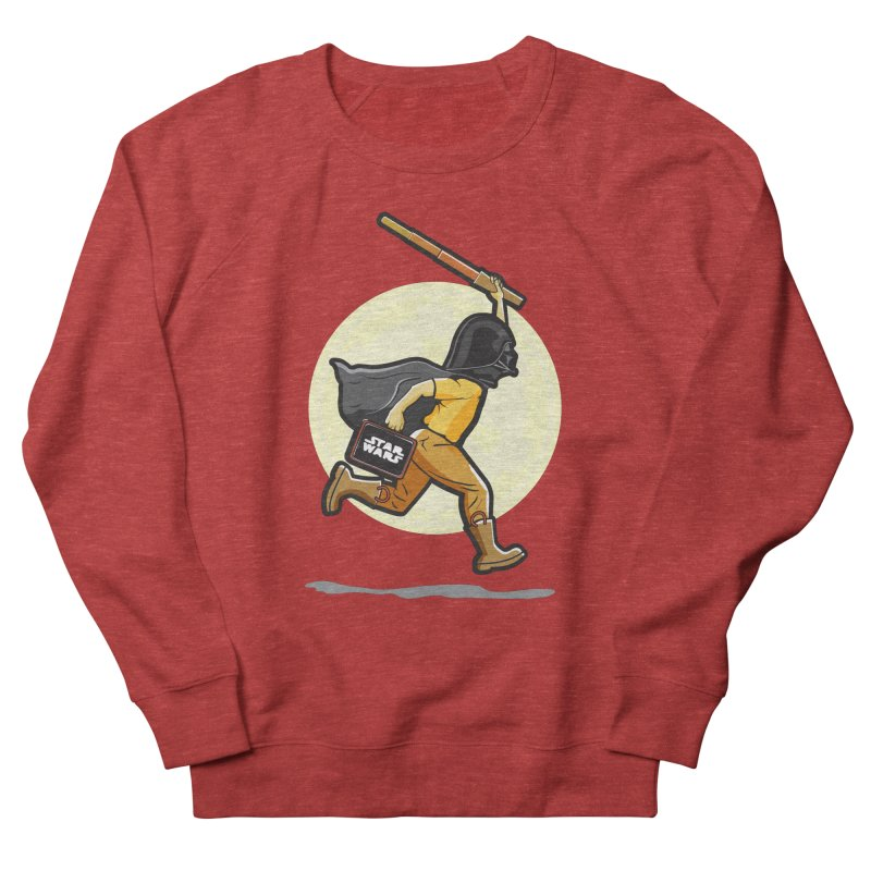 Darth Harry Women's French Terry Sweatshirt by StuffByRabassa Artist Shop