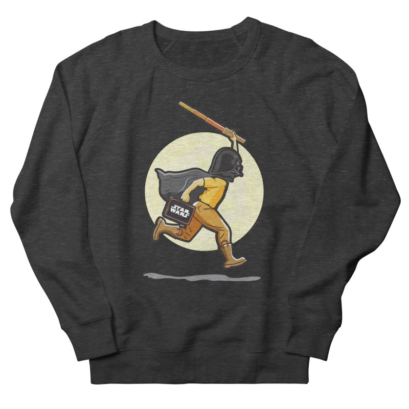 Darth Harry Men's French Terry Sweatshirt by StuffByRabassa Artist Shop