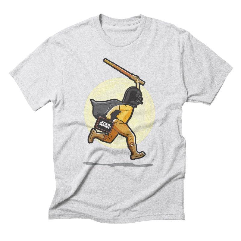 Darth Harry Men's Triblend T-Shirt by StuffByRabassa Artist Shop