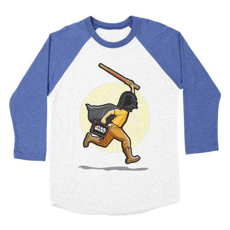 Darth Harry Women's Baseball Triblend Longsleeve T-Shirt by StuffByRabassa Artist Shop