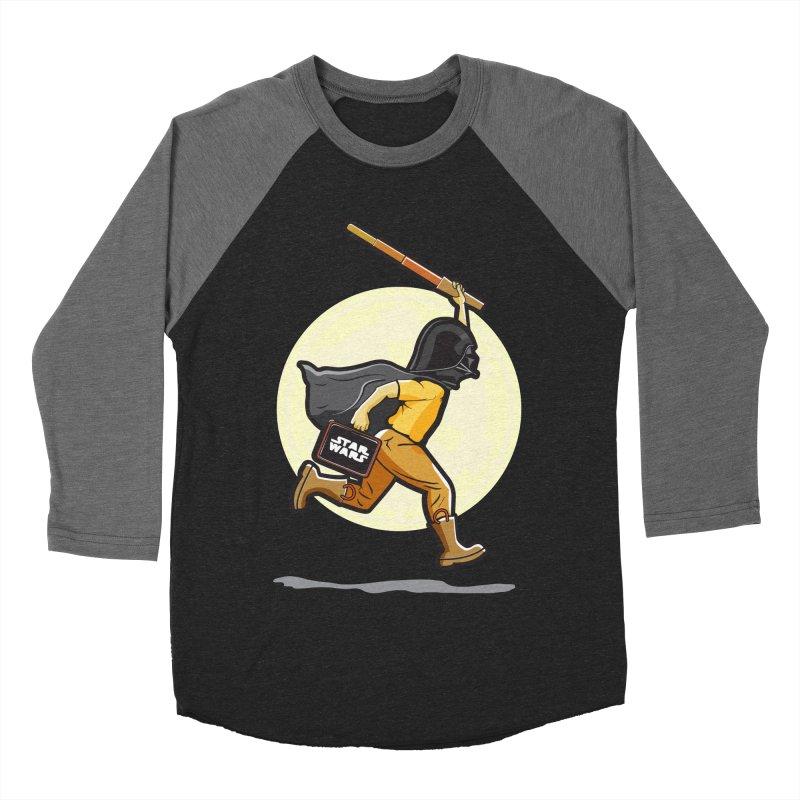 Darth Harry Women's Baseball Triblend T-Shirt by StuffByRabassa Artist Shop