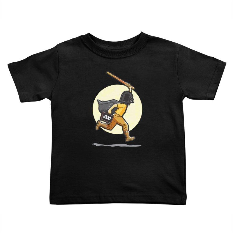 Darth Harry Kids Toddler T-Shirt by StuffByRabassa Artist Shop